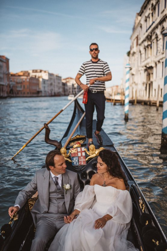 Iconic Venice Italy Wedding With Our Dream Wedding Dress – Katja and Simon Photography 7