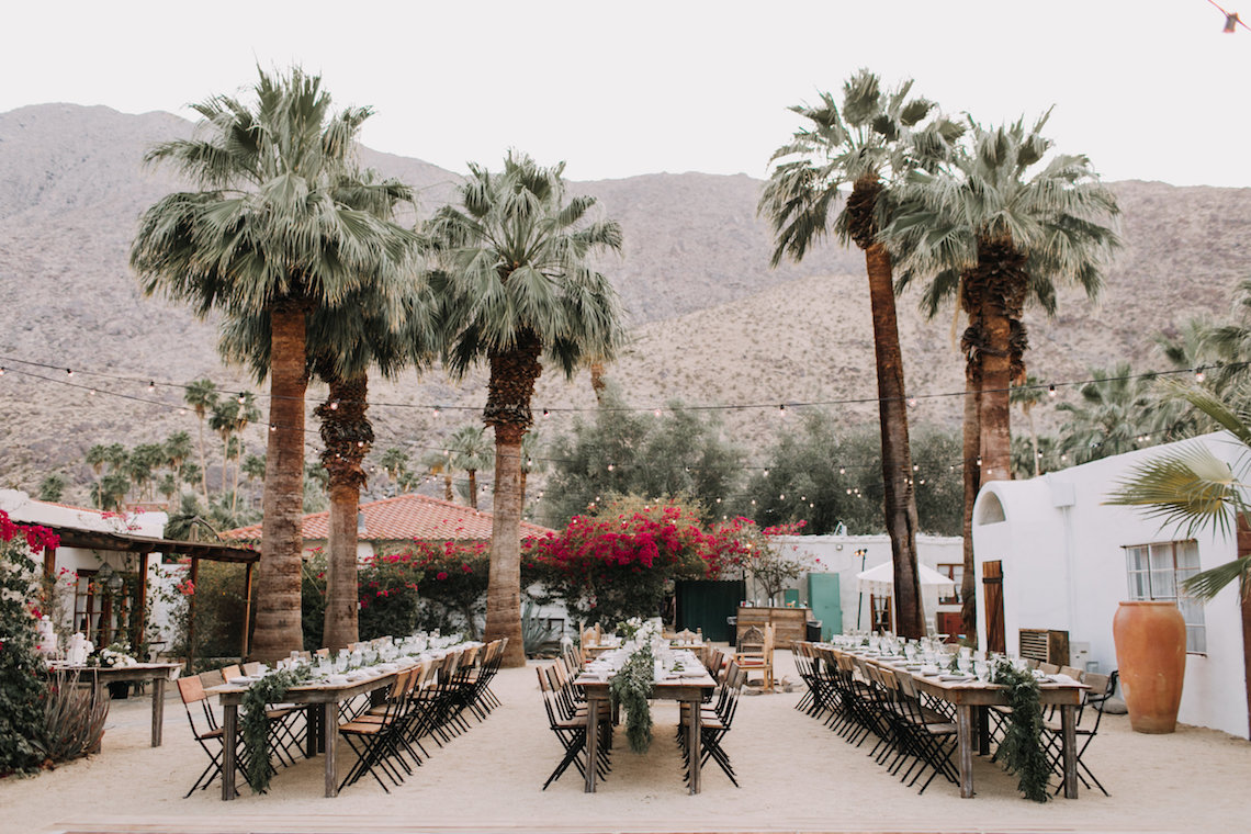 Korakia Pensione – The Ultimate Guide to Getting Married in Palm Springs – Bridal Musings – Love Me Do Photography 1