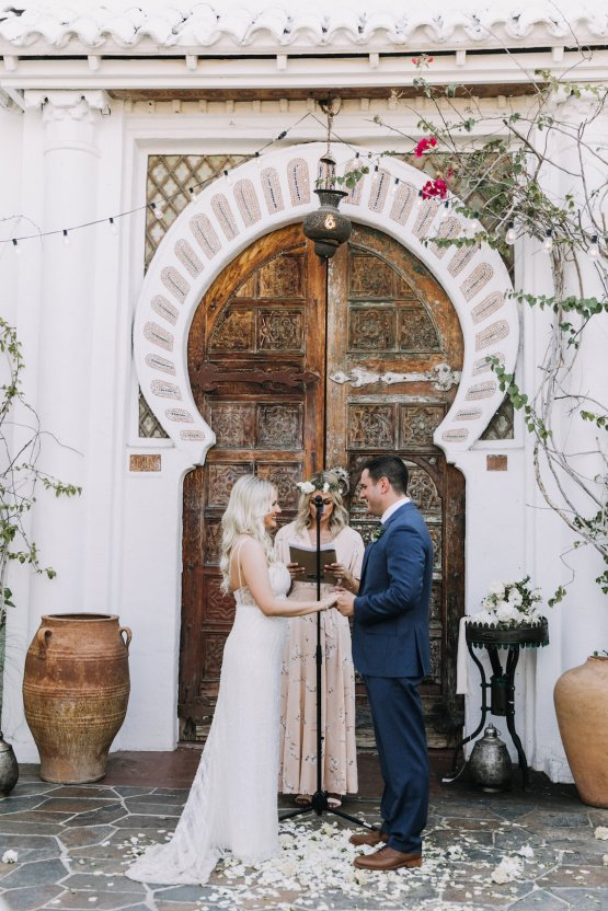 Korakia Pensione – The Ultimate Guide to Getting Married in Palm Springs – Bridal Musings – Love Me Do Photography 2