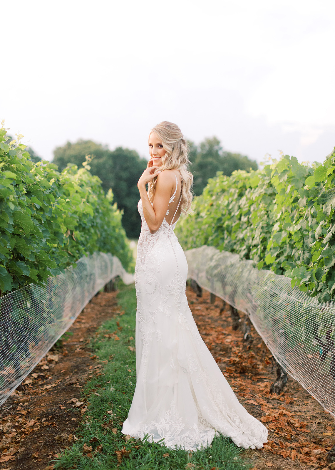 Lavish Southern Winery Wedding – Molly Lichten Photography 41