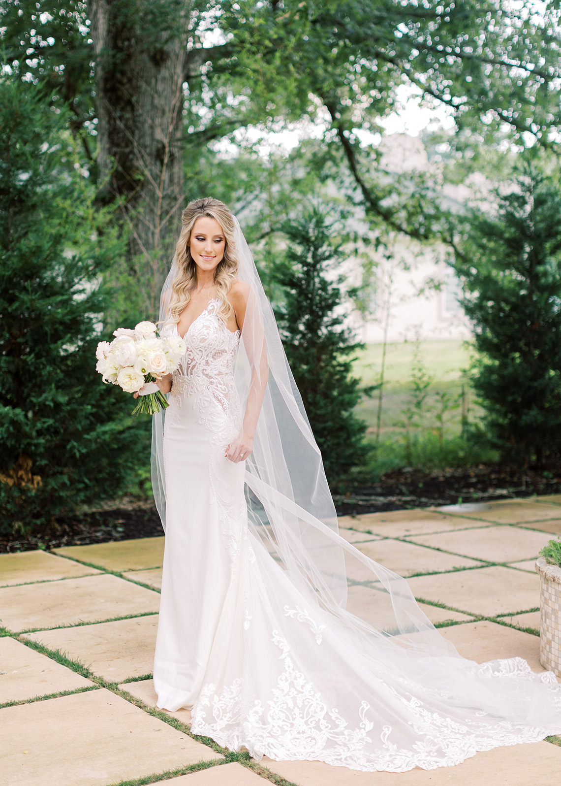 Lavish Southern Winery Wedding – Molly Lichten Photography 44