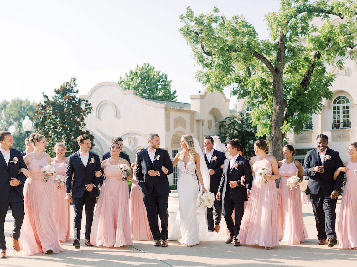 Lavish Southern Winery Wedding – Molly Lichten Photography 50