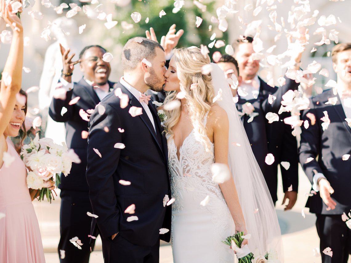 Lavish Southern Winery Wedding – Molly Lichten Photography 51