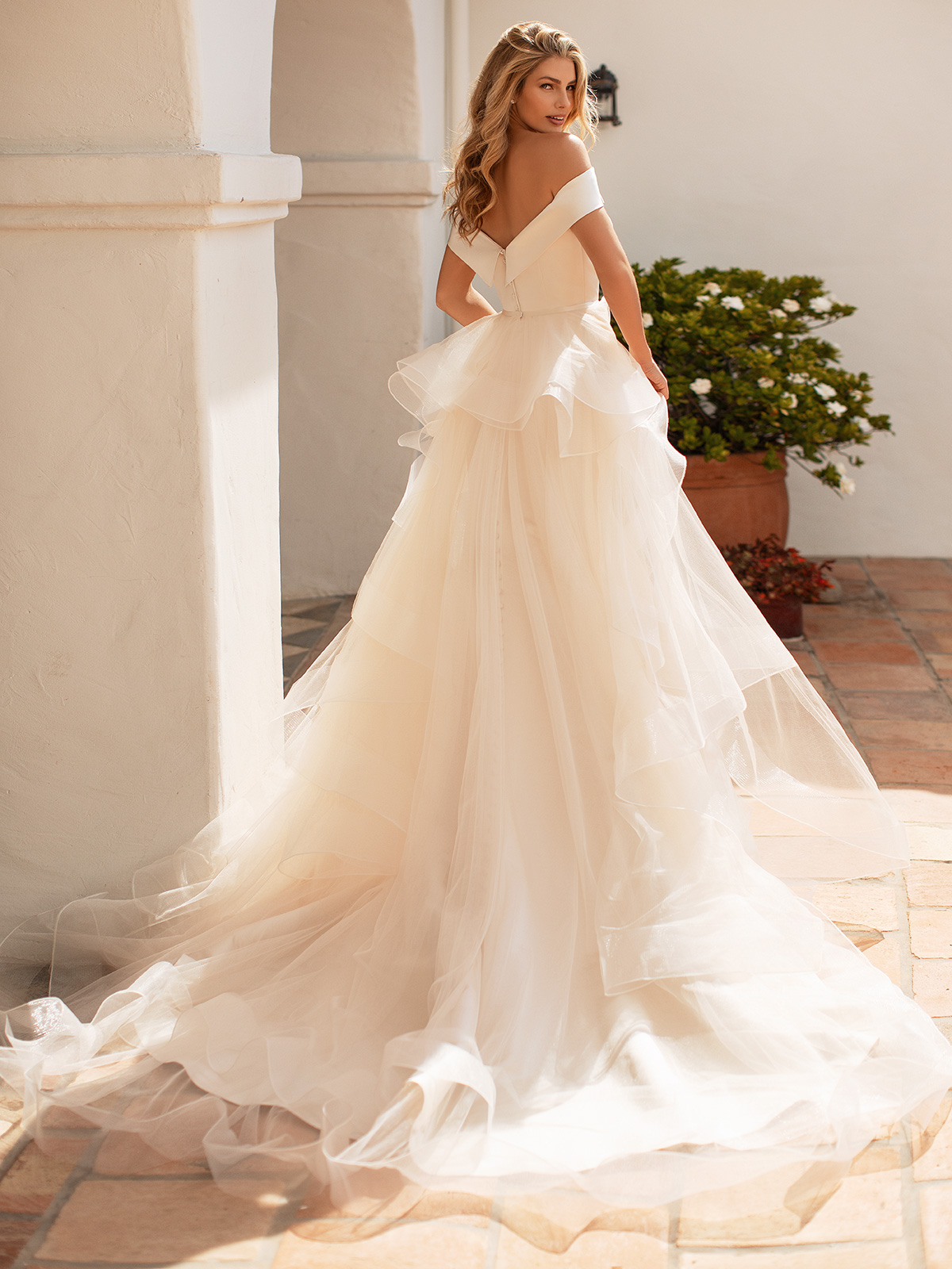 Questions to Ask When Wedding Dress Shopping – Bridal Musings – Moonlight Bridal – Moonlight Collection 1