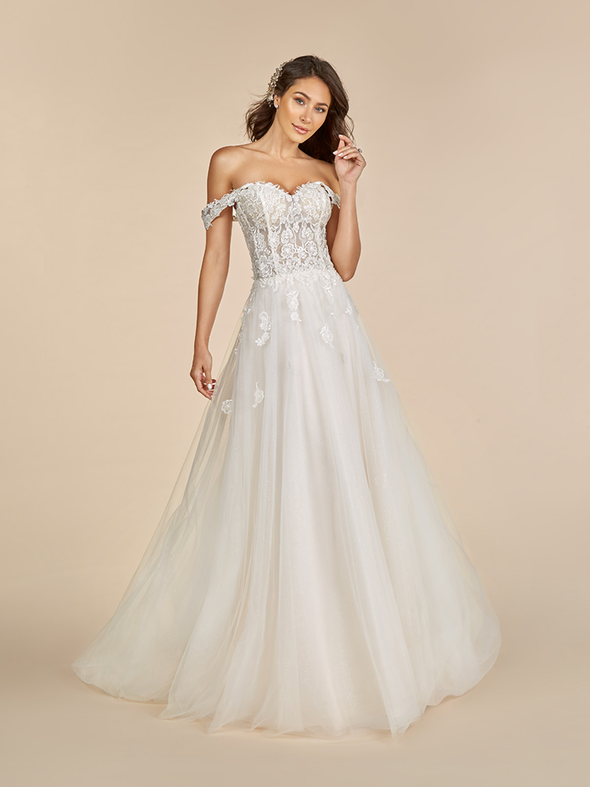 Questions to Ask When Wedding Dress Shopping – Bridal Musings – Moonlight Bridal – Moonlight Tango 2