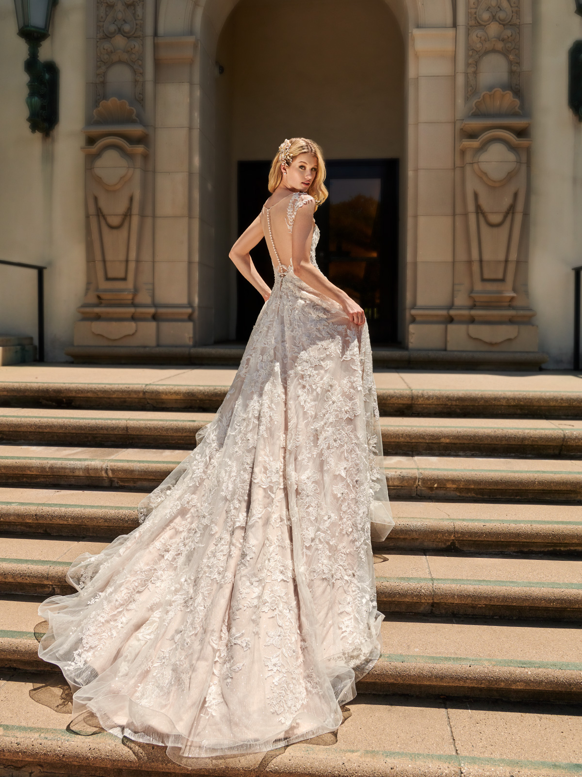 Questions to Ask When Wedding Dress Shopping – Bridal Musings – Moonlight Bridal – Val Stefani 4