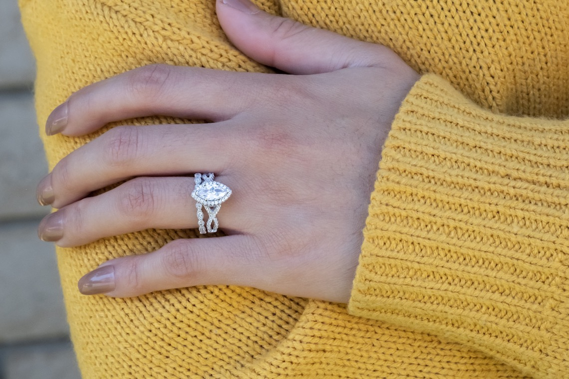 Reasons to spend less on your engagement ring – Modern Gents Trading Co – Bridal Musings 7