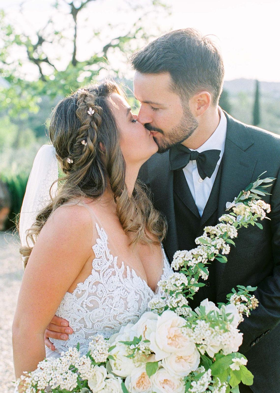 Villa Medicea Tuscany Wedding – Giulia Alessandri Wedding and Event Planner – Kir and Ira Photography 21