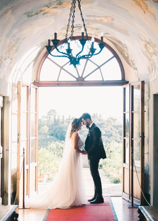 Villa Medicea Tuscany Wedding – Giulia Alessandri Wedding and Event Planner – Kir and Ira Photography 25