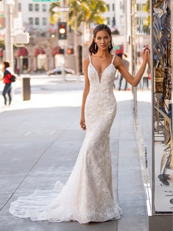 10 Gorgeous Wedding Dresses that Flatter Your Curves – Moonlight Bridal – Val Stefani – Bridal Musings – H1446_C