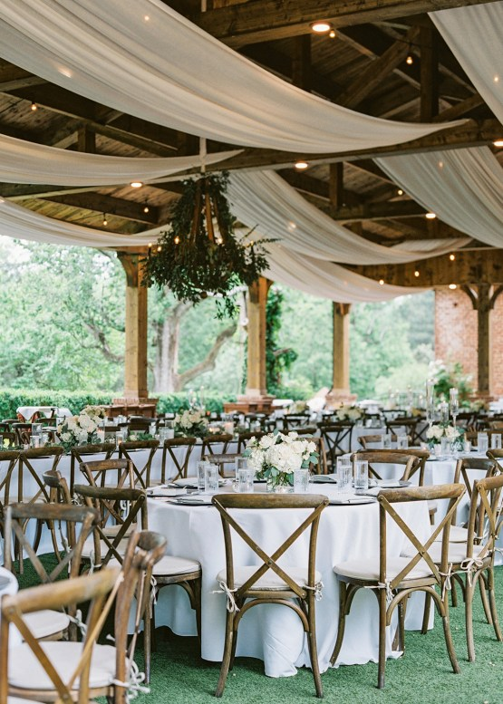 Blue Wedding at Barnsley Gardens Ruins in Georgia – Shauna Veasey 41