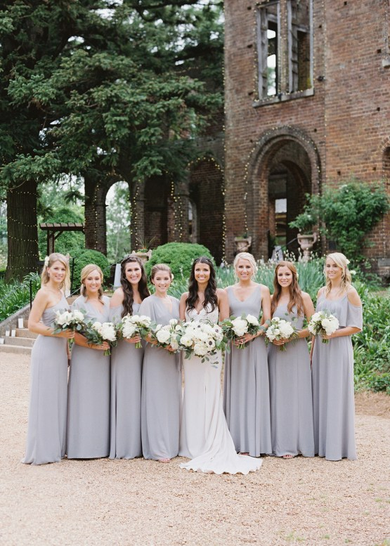Blue Wedding at Barnsley Gardens Ruins in Georgia – Shauna Veasey 7
