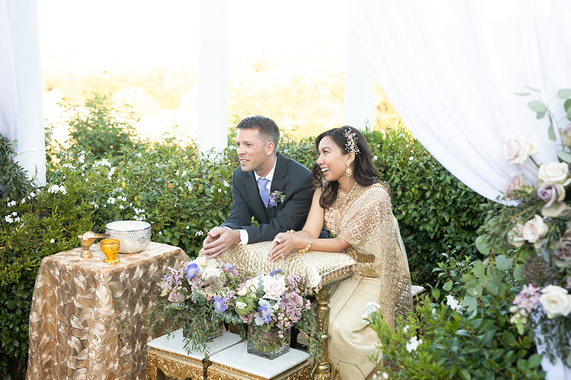 Golden Hour Southern California Wedding with Cambodian Influence – Carrie McGuire Photography 2