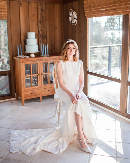 Maggie Sottero Pacific Northwest Beach Wedding Inspiration – Claire Eliza – Bridal Musings 34