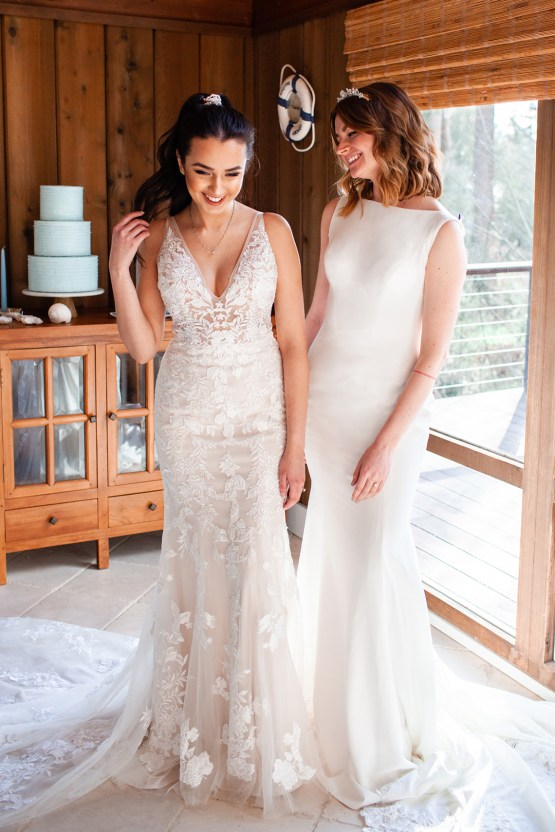 Maggie Sottero Pacific Northwest Beach Wedding Inspiration – Claire Eliza – Bridal Musings 42