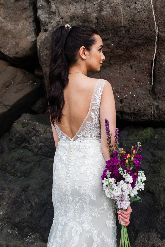 Maggie Sottero Pacific Northwest Beach Wedding Inspiration – Claire Eliza – Bridal Musings 62