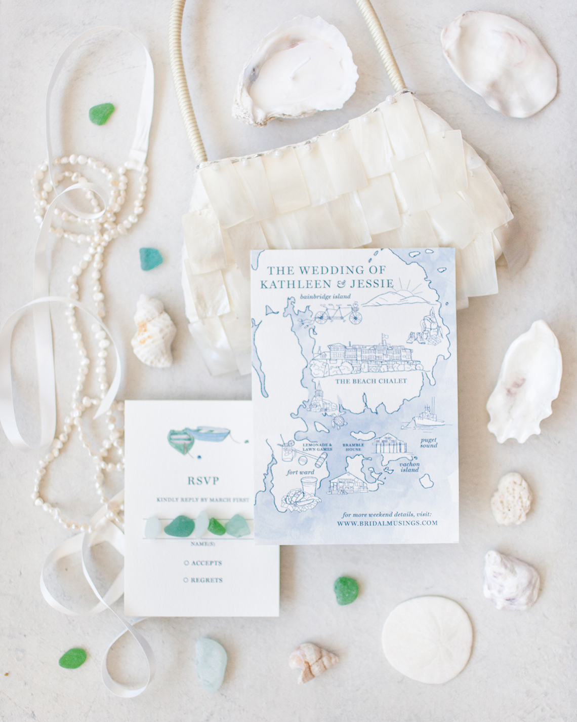 Maggie Sottero Pacific Northwest Beach Wedding Inspiration – Claire Eliza – Bridal Musings 81