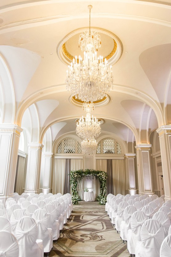 Ornate Jewish Ballroom Wedding with the Brides Grandmothers Wedding Dress – Danielle Harris Photography 30