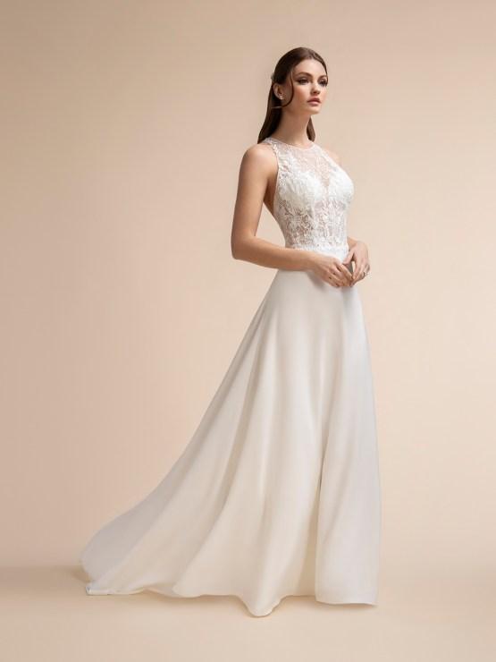 10 Gorgeous Lace Wedding Dresses – Val Stefani – Moonlight Bridal – Bridal Musings 41