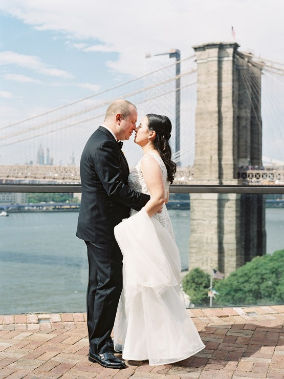 Colorful and Classy Brooklyn Bridge Jewish Wedding – Williamsburg Photo Studios 12