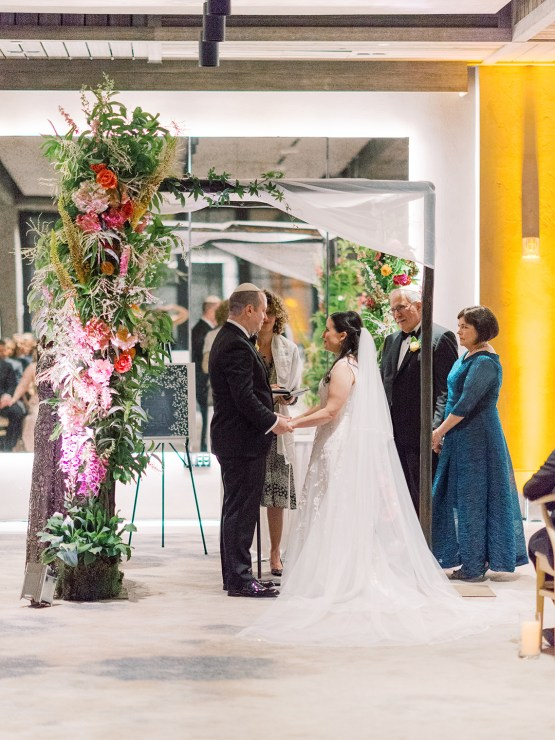 Colorful and Classy Brooklyn Bridge Jewish Wedding – Williamsburg Photo Studios 36