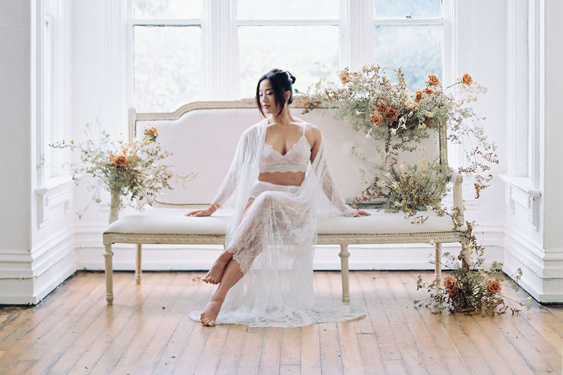 Dreamy and Ethereal Ballerina Bridal Boudoir Inspiration – Samin Abarqoi 11 copy