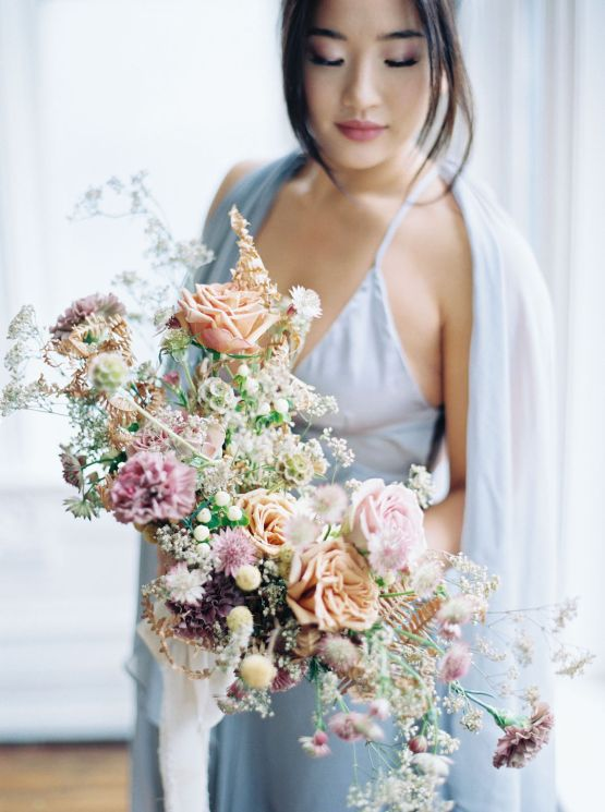 Dreamy and Ethereal Ballerina Bridal Boudoir Inspiration – Samin Abarqoi 21