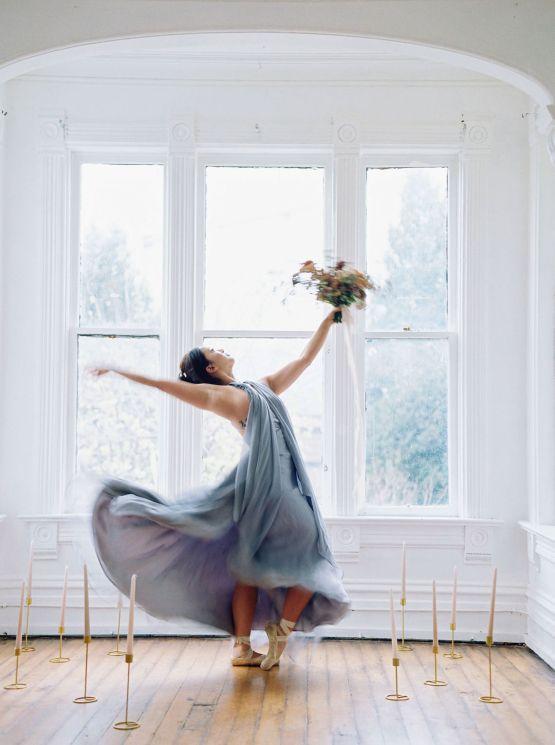 Dreamy and Ethereal Ballerina Bridal Boudoir Inspiration – Samin Abarqoi 23