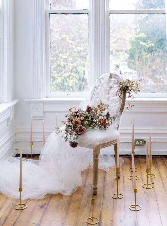 Dreamy and Ethereal Ballerina Bridal Boudoir Inspiration – Samin Abarqoi 7