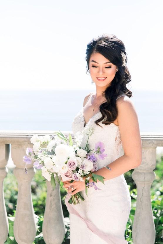 Lush Lavender Bel Air LA Wedding – Hanh Nguyen 16