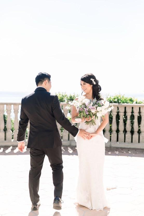 Lush Lavender Bel Air LA Wedding – Hanh Nguyen 18