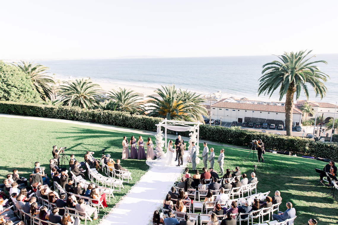 Lush Lavender Bel Air LA Wedding – Hanh Nguyen 2