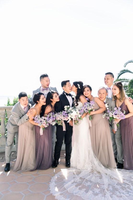 Lush Lavender Bel Air LA Wedding – Hanh Nguyen 21