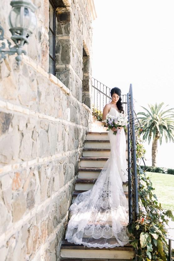 Lush Lavender Bel Air LA Wedding – Hanh Nguyen 23