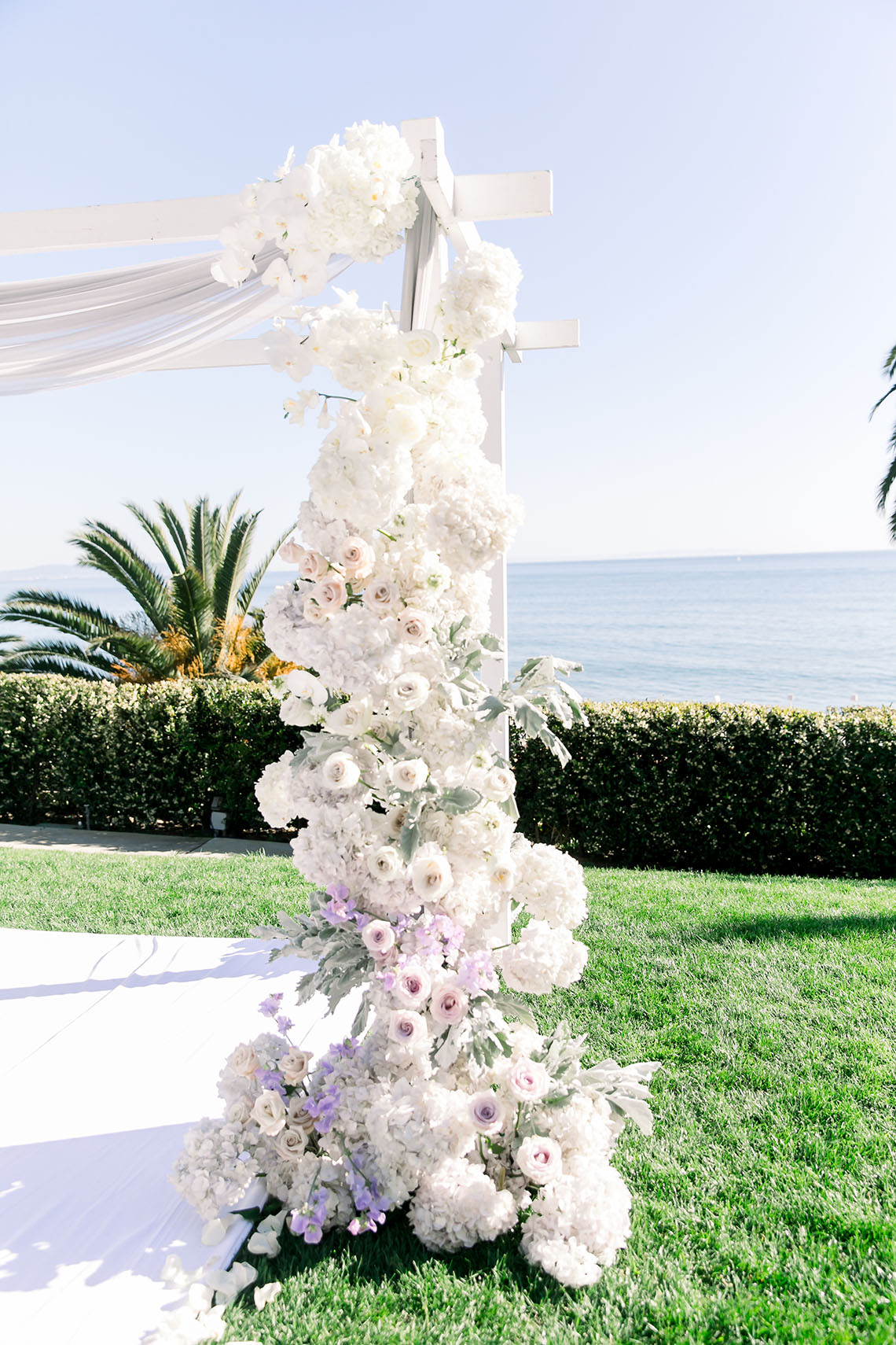 Lush Lavender Bel Air LA Wedding – Hanh Nguyen 27