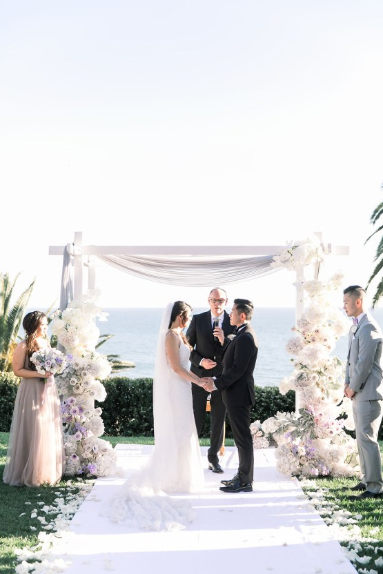 Lush Lavender Bel Air LA Wedding – Hanh Nguyen 30