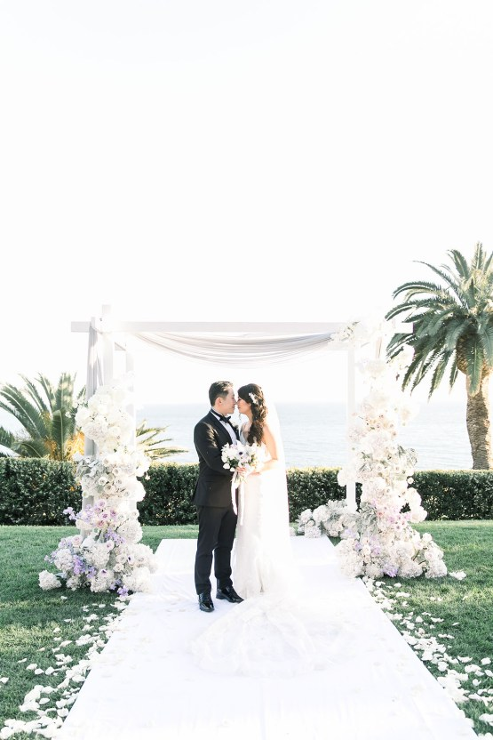 Lush Lavender Bel Air LA Wedding – Hanh Nguyen 31
