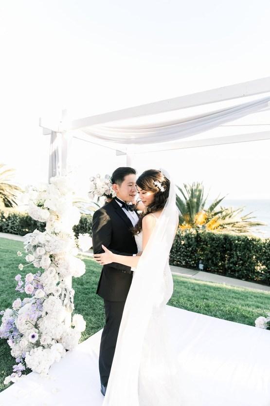 Lush Lavender Bel Air LA Wedding – Hanh Nguyen 32