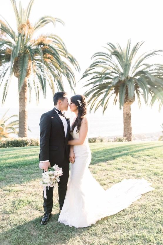Lush Lavender Bel Air LA Wedding – Hanh Nguyen 33