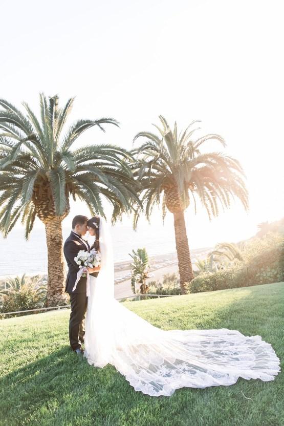 Lush Lavender Bel Air LA Wedding – Hanh Nguyen 34