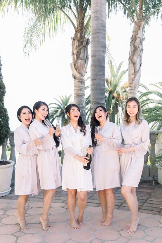 Lush Lavender Bel Air LA Wedding – Hanh Nguyen 6