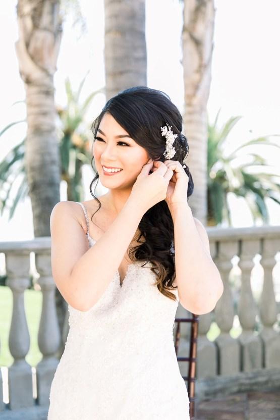 Lush Lavender Bel Air LA Wedding – Hanh Nguyen 8