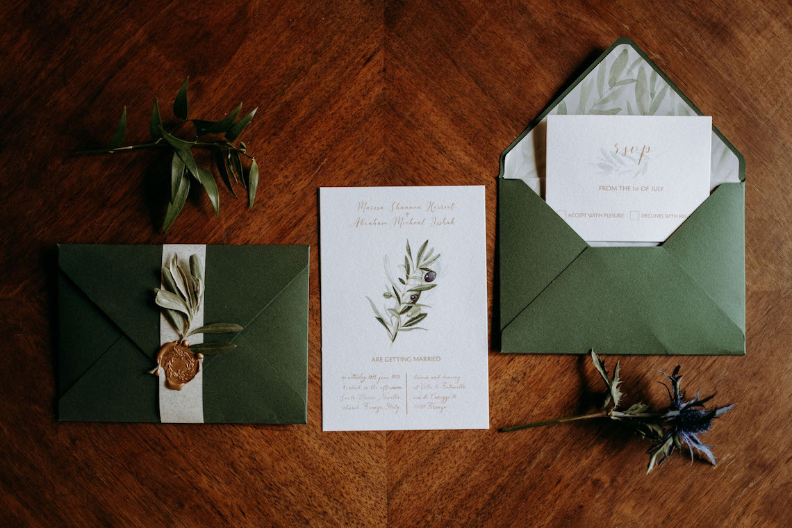 Organic and Green Tuscany Cathedral Wedding – Quattro Studio – The Tuscan Wedding 1