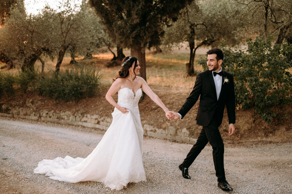 Organic and Green Tuscany Cathedral Wedding – Quattro Studio – The Tuscan Wedding 11
