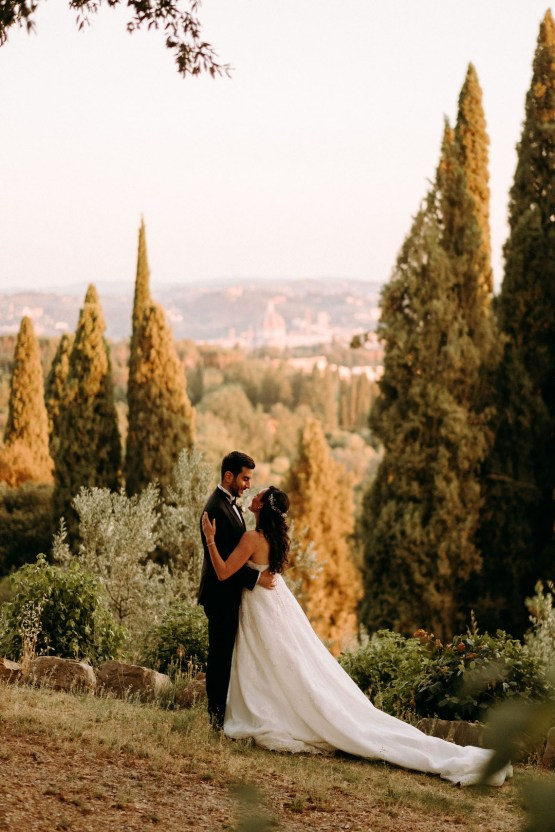 Organic and Green Tuscany Cathedral Wedding – Quattro Studio – The Tuscan Wedding 42