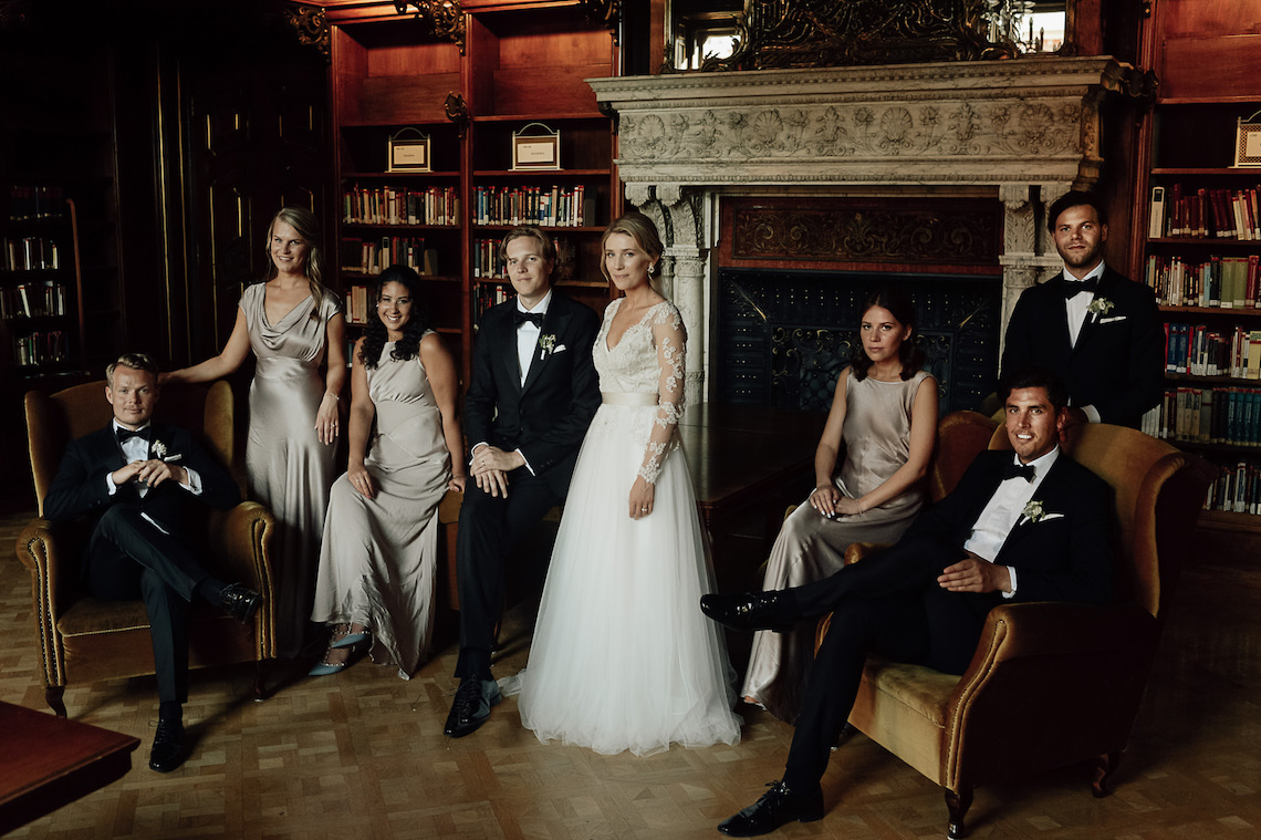 Practically Royal Classic Budapest Cathedral Wedding – Julian Gyula Zacsfalvi 10