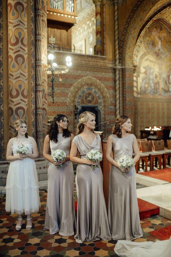 Practically Royal Classic Budapest Cathedral Wedding – Julian Gyula Zacsfalvi 20