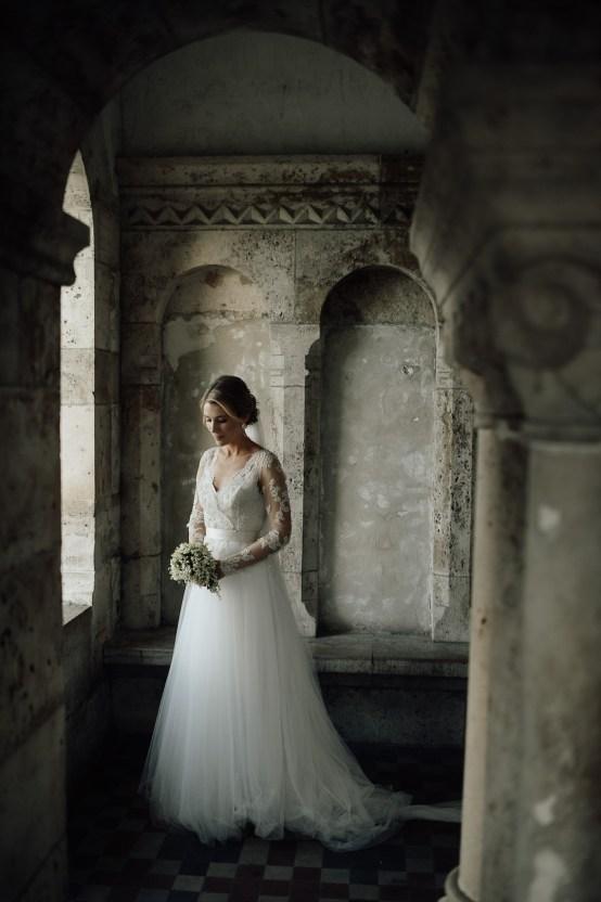 Practically Royal Classic Budapest Cathedral Wedding – Julian Gyula Zacsfalvi 27