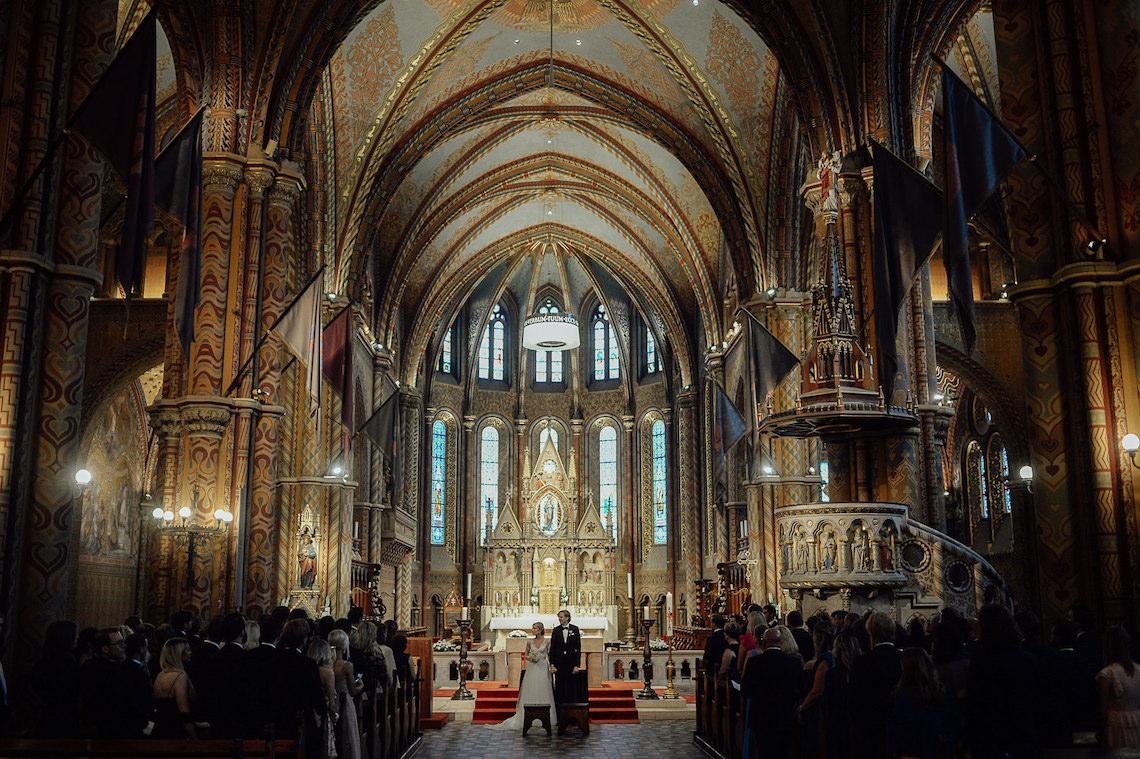 Practically Royal Classic Budapest Cathedral Wedding – Julian Gyula Zacsfalvi 3