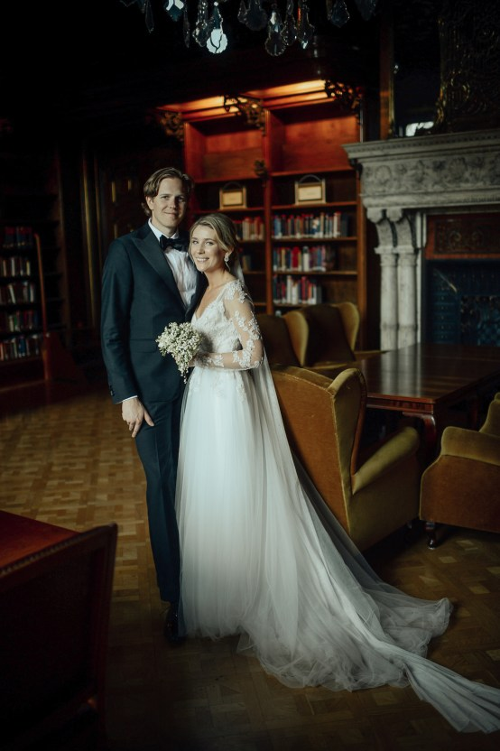 Practically Royal Classic Budapest Cathedral Wedding – Julian Gyula Zacsfalvi 31